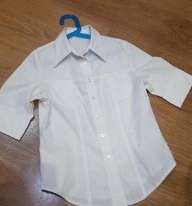 Школьная рубашка р.146