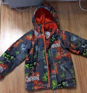 Куртка для мальчика б/у