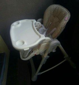 Детский стульчик для кормления Classic
