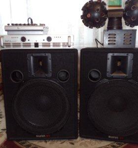 Компактный звуковой комплект-700W