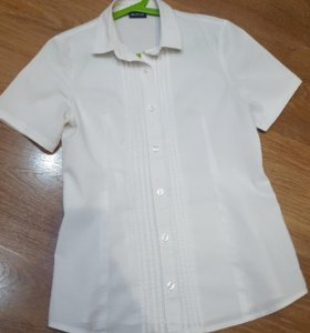 Школьная рубашка Gulliver р.158