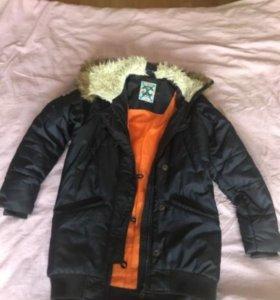 Женская зимняя куртка-пуховик (парка) TrailHead