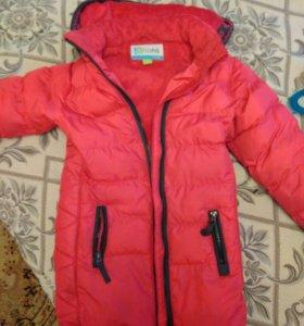 Куртка пальто 122-128