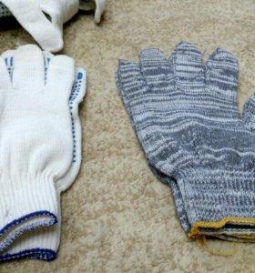 Рабочие перчатки хорошего качества