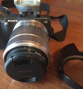 Фотоаппарат SONY NEX - 3