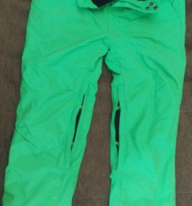 Зимние штаны Quiksilver + шорты в подарок
