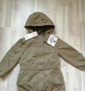 Куртка 2 в одном р.96, 98, 110