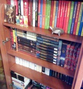 Новые книги из домашней библиотеки