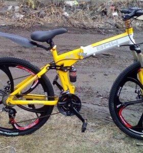 Фирменный велосипед BMW X6