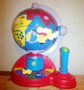 """Развивающая игрушка Vtech """"Обучающий глобус"""