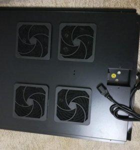 Модуль охлаждения вентеляторный,новый!!!имеется 2