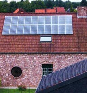 Система солнечного энергоснабжения