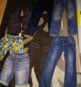 Детские вещи,брюки, рубашки