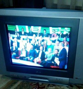 Телевизор цветной LG CT-15Q91KE