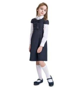 Школьное платье(сарафан)