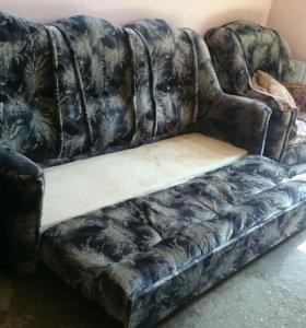 Холл диван