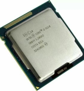 Процессор intel core i3-3210 3.2GHz