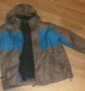 Куртка (ветровка) на мальчика, рост 128