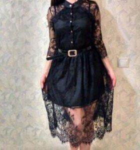 Классное новое платье