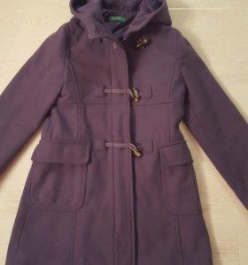 Пальто рост116-130