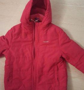 Куртка Рибок рост 116-130