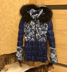 Куртка  для беременных)