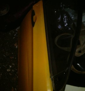 Хендай Солярис (10-17) дверь передняя правая