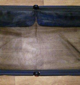 Оригинальные сетка и коврик на Mercedes ML