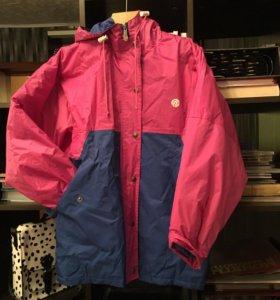 Осенняя тёплая женская куртка