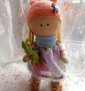 Интерьерные куклы, декор