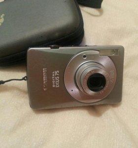 Фотоаппарат.