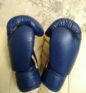 Перчатки боксерские 8ми унцовки