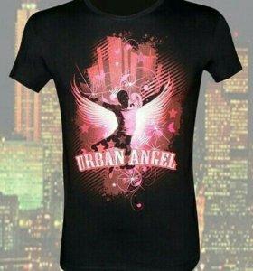 "Футболка ""Urban angel"""