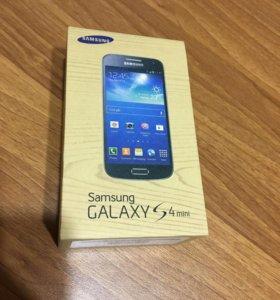 Коробка для Samsung Galaxy S4 mini