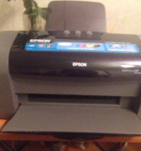 Принтер на цветную печать