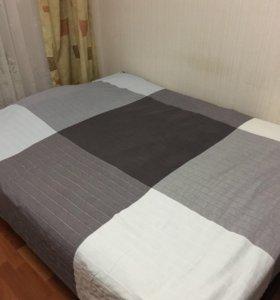 Кровать + матрац IKEA