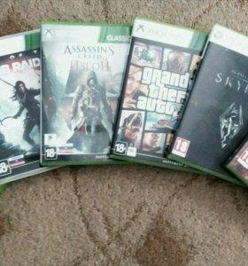Продам срочно. Лицензия. Игры на Xbox 360