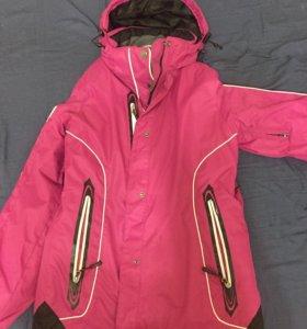 Куртка женская зимняя, лыжная