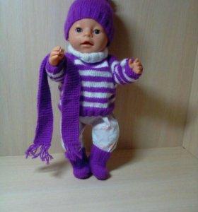 Комплект на куклу 43-45 см