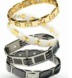 Титановые магнитные браслеты Тиенс