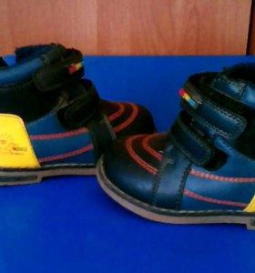 Ботиночки детские 25 размер
