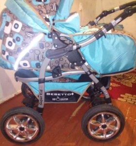коляска трансфомер