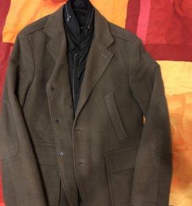 Hugo boss пиджак, куртка