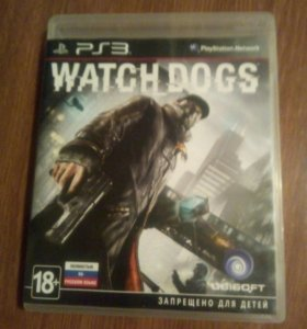 Продаю watch gogs на ps3