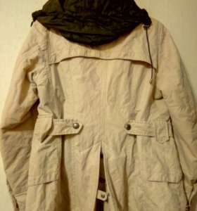 Куртка жен Creenstone с тайным капюшончиком