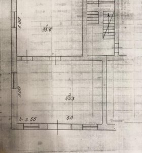 Квартира, свободная планировка, от 50 до 80 м²