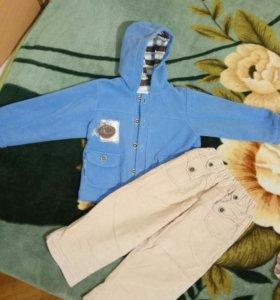 Пальто и брюки