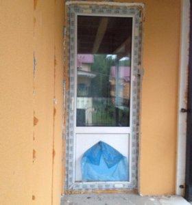 Дверь Балконная Новая
