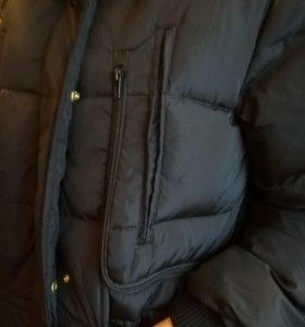 Зимняя куртка НОВАЯ 46-48