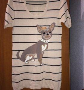 Туника, футболка